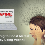 A Smart Drug to Boost Mental Ability by Using Vilafinil