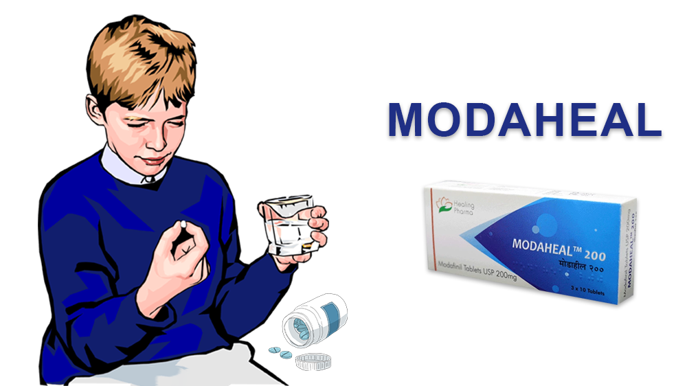 Modaheal: The Miracle Medicine for Narcolepsy