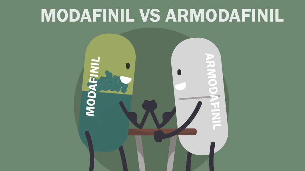 Modafinil VS Armodafinil: Which Limitless Pill is the Best?