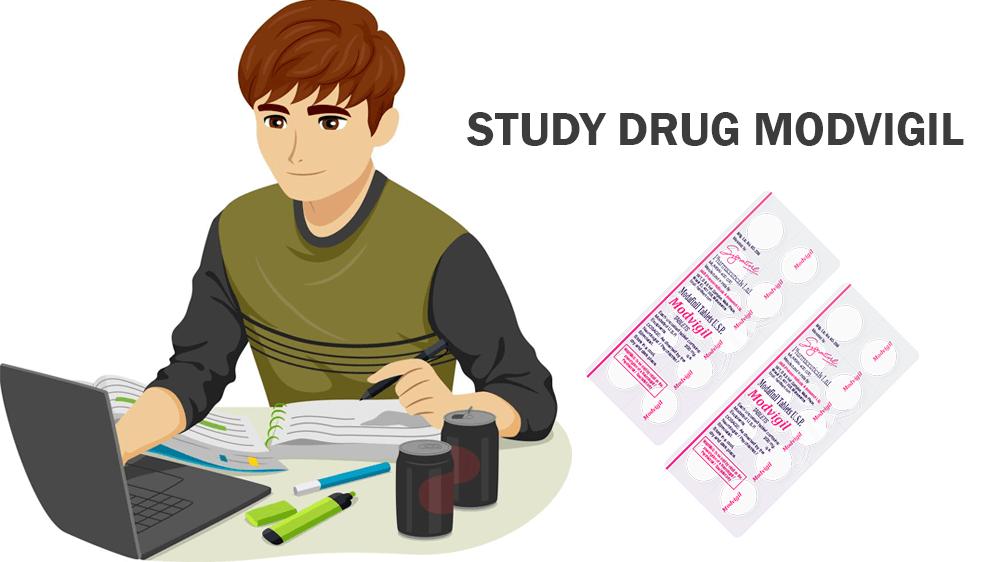 study drug modvigil