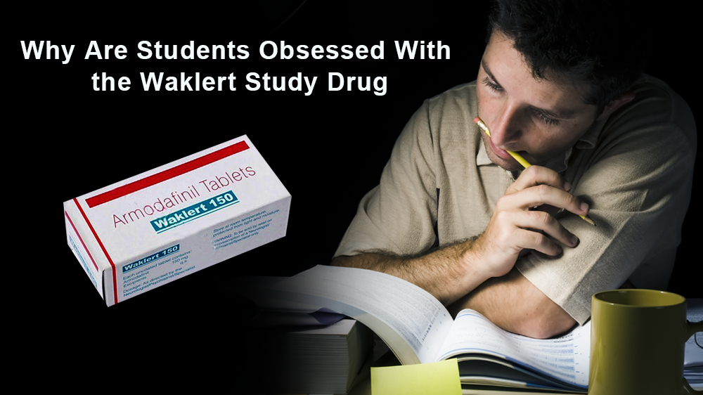 Why Are Students Obsessed With the Waklert Study Drug