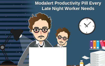 Modalert: The Productivity-Boosting Pill Every Late Night Worker Needs