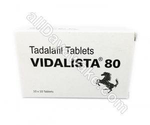 vidalista 80