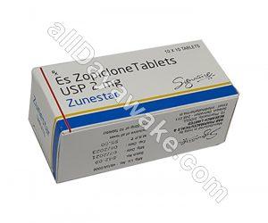 zunestar 2 mg