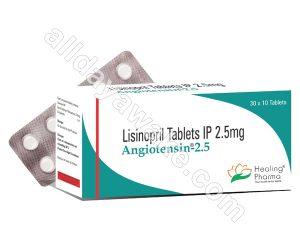 Lisinopril 2.5MG