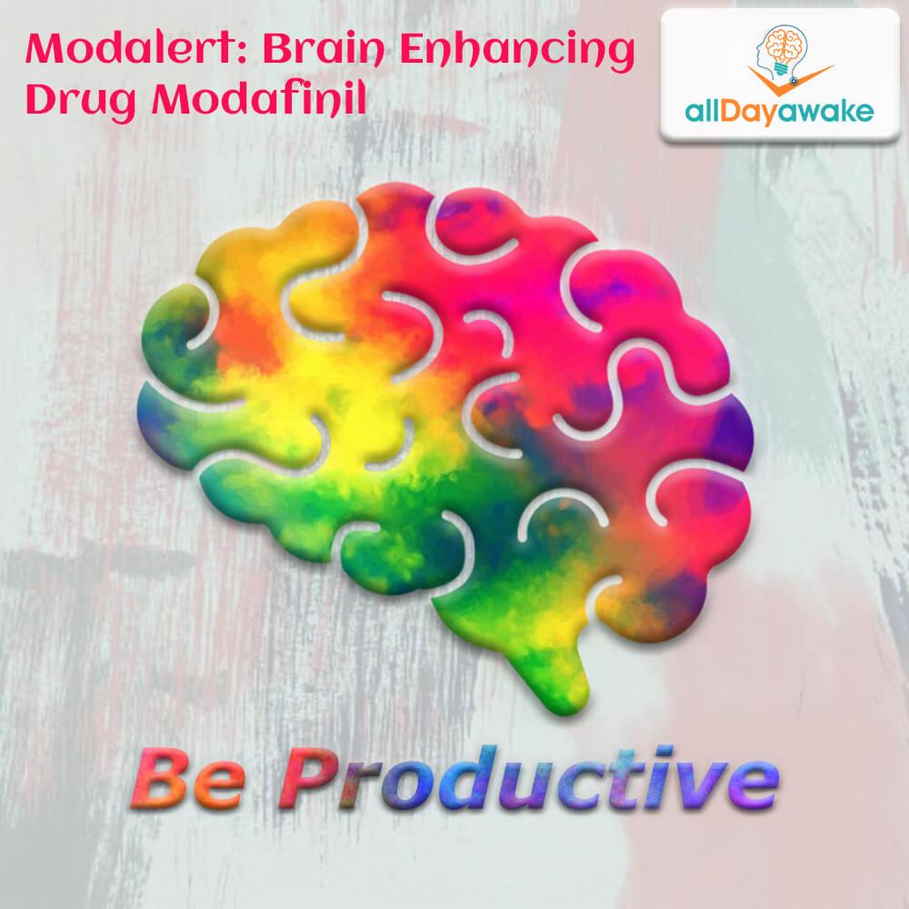 Brain Enhancing Drug Modalert